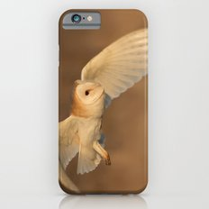 Barn Owl in Flight Slim Case iPhone 6s
