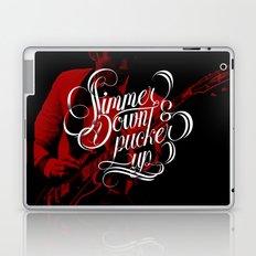 Simmer Down Laptop & iPad Skin