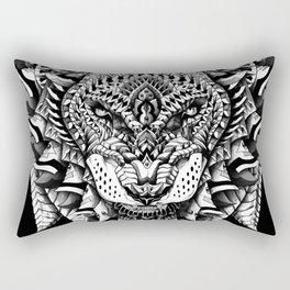 King of the Jungle Rectangular Pillow