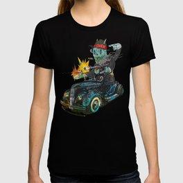 Bootleg Husker T-shirt