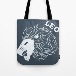 The Leo Tote Bag