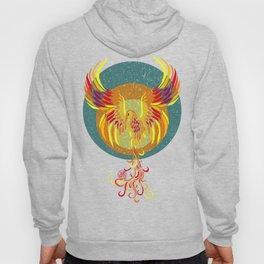 Fire Phoenix Hoody
