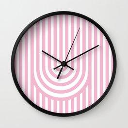 U. Wall Clock