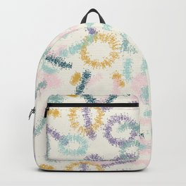 Playful #society6 #abstractart Backpack