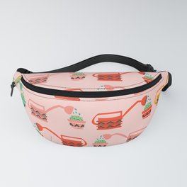 Cacti watering Fanny Pack
