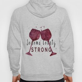 Sonoma County Strong Hoody