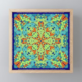 """""""Spring"""" series #7 Framed Mini Art Print"""