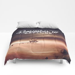 Remember to explore - text version Comforters