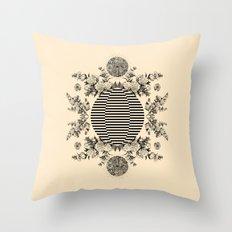 T.E.A.T.C.W. vi ix Throw Pillow