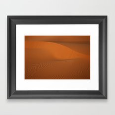 Sahara Framed Art Print