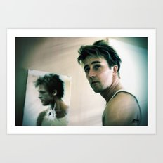 People always ask me if i know Tyler Durden.... Art Print