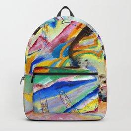Wassily Kandinsky Grosse Study Backpack