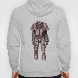 X-01 Power Armour Hoody