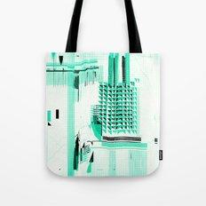 B_map Tote Bag