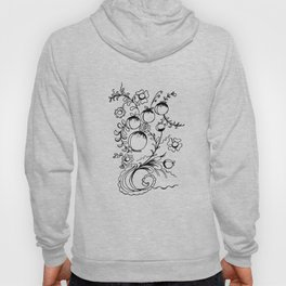 flowers and fruits in the bouquet .( https://society6.com/totalflora/collection ) Hoody