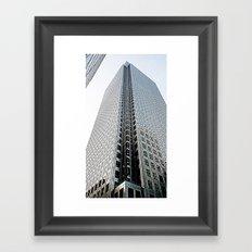 Skies The Limit Framed Art Print