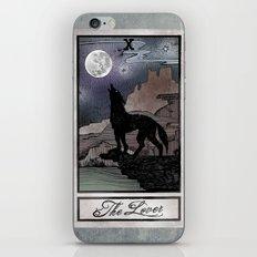 The Lover Tarot iPhone & iPod Skin