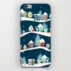 Apres Ski iPhone & iPod Skin