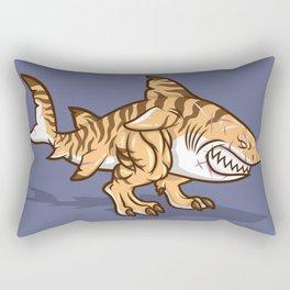 Darwin the Shark Rectangular Pillow