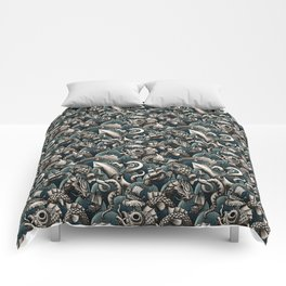 Sea Monsters Comforters