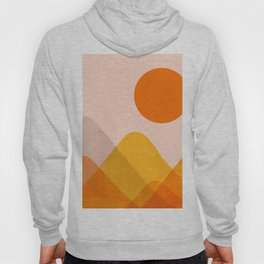 Abstraction_Mountains_02 Hoody