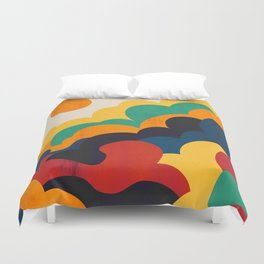 Cloud nine Duvet Cover