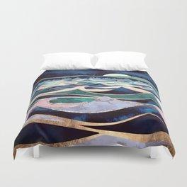 Moonlit Ocean Duvet Cover