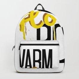 Warm Honeyed Bosom Backpack