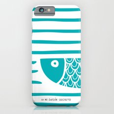 PIXE 2 (light blue) iPhone 6s Slim Case
