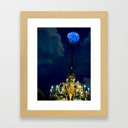 At The Stroke of Midnight Framed Art Print