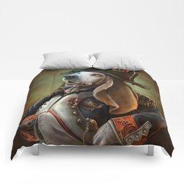 Napoleon Boneaparte Comforters