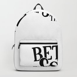 Gym Design Better Sore Than Sorry Backpack