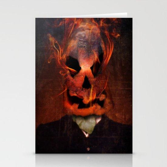 Jack Scratch Stationery Cards