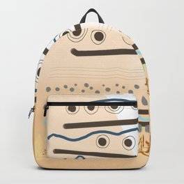 Writing On Stone Park Backpack
