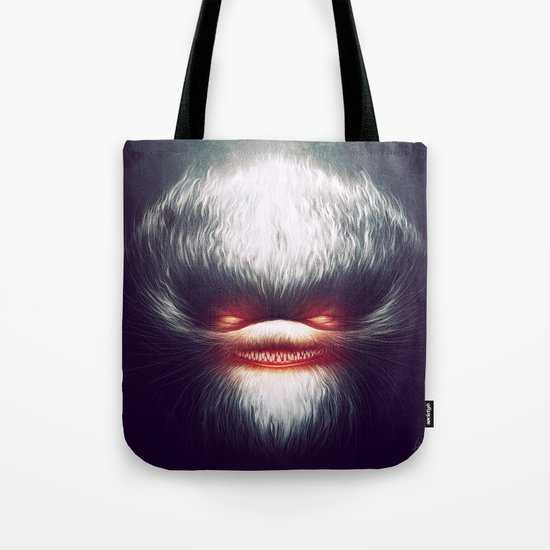 Furry Smile Tote Bag