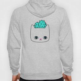 Cactus Kitty Planter Hoody