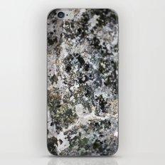 Weathered Rock  iPhone & iPod Skin