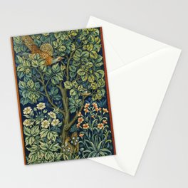 Cock Pheasant (1916) by William Morris and John Henry Dearle Stationery Cards