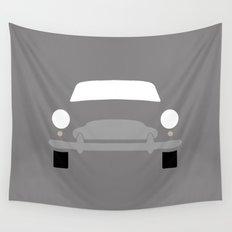 Aston Martin DB5 Wall Tapestry