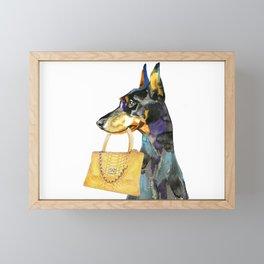 Good Taste Framed Mini Art Print