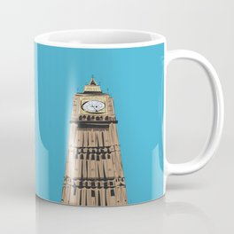 London Big Ben Coffee Mug