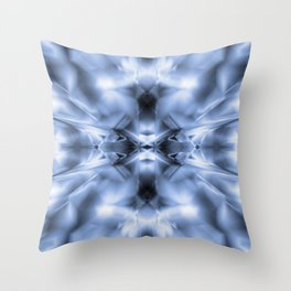 Digital abstract disign Throw Pillow