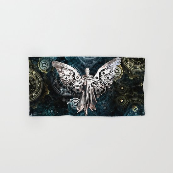 Clockwork Angel  Hand & Bath Towel