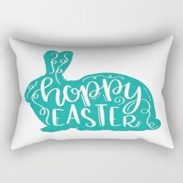 Hoppy Easter Rectangular Pillow