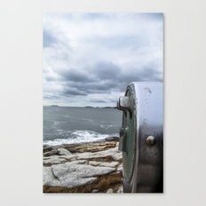 Ocean With a View Canvas Print