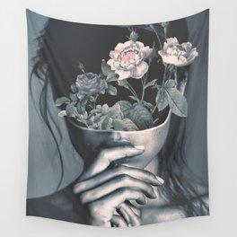 inner garden Wall Tapestry
