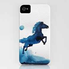 Equus ferus caballus iPhone (4, 4s) Slim Case