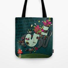Daisy, Daisy! Tote Bag