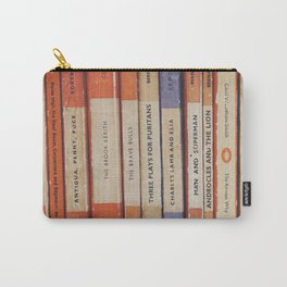 all the books print Carry-All Pouch