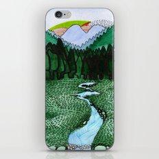 Landscapes / Nr. 2 iPhone & iPod Skin